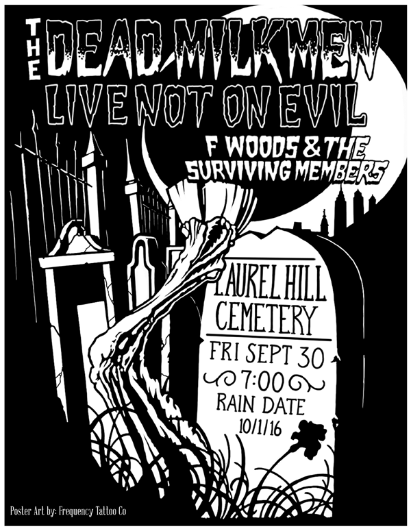 Laurel Hill Cemetery Show 9-30-16