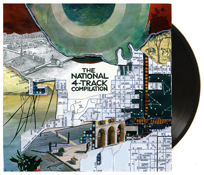 The National 4-Track Compilation