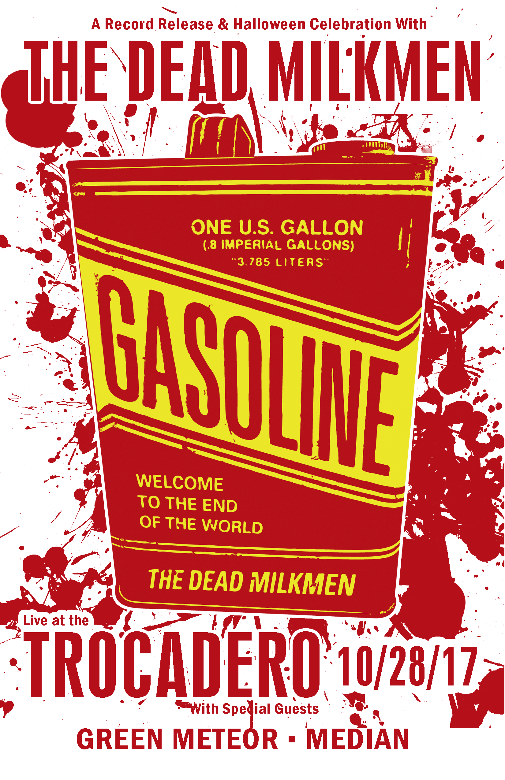 Dead milkmen seattle