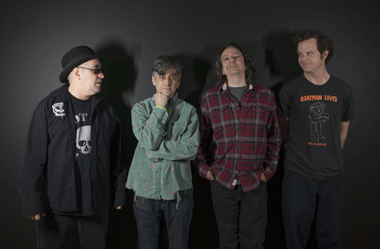 The Dead Milkmen by Jessica KourKounis 2014